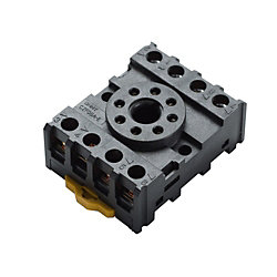 小型电磁继电器底座