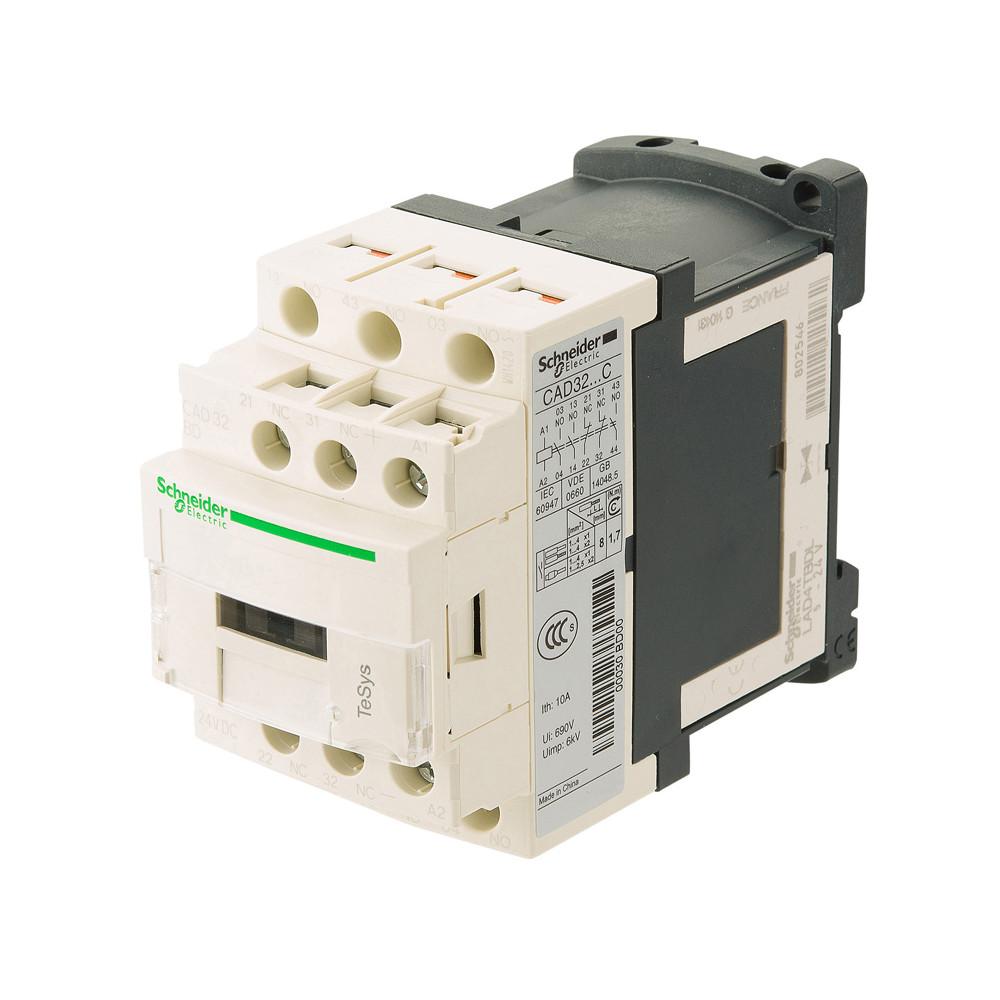 TeSys®控制继电器和辅助模块