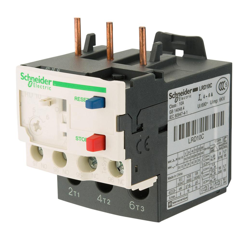 TeSys® 3极热过载继电器