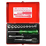Socket Wrench Set (Hex) 610SA