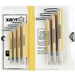 TORX L-type wrench set 7 items