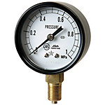 General Purpose Pressure Gauge (A Frame Vertical Type / Diameter φ60)