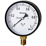 General Purpose Pressure Gauge (A Frame Vertical Type / Diameter φ75)