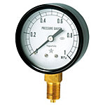 General Vibration Proof Pressure Gauge (A Frame Vertical Type / φ60)