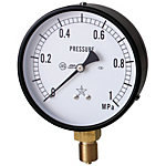 General Steam Pressure Gauge (A Type Vertical Type / φ100)