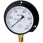 General Steam Pressure Gauge (B Type Vertical Type / φ100)