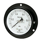 Ordinary Pressure Gauge (D Frame Embedded Type, φ60)