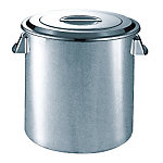 Stainless Steel Pot, Capacity 48–165 L