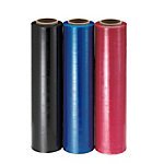 "Colored Stretch Film. ""Colored Wrap"""