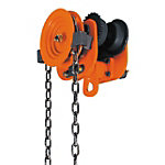 Geared Trolley for Manual Use Rated Load 0.5-5 t