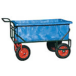 RL-Type Square Tub (Polyethylene)(with Cart)