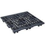 Plastic Pallet, NPC PALLET, for Export Packaging/Recycled Material, Nesting Type