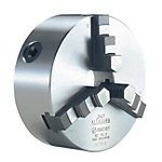 3-Jaw Scroll Chuck (Integrated Jaw Type/Heavy-Duty)