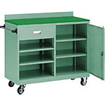 Large Tooling Wagon (Composite Drawers and Storage Shelves Type)