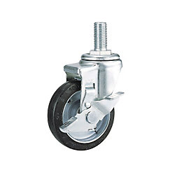Stainless Steel Work Stand-Use Caster Stopper-Attachment