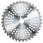 Tipped Saw for Brush Cutter