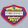 "Solid Awareness Campaign Emblem, ""Secure Safety by KY Campaign"""