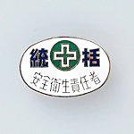 "Badge ""Overall Safety and Health Supervisor"""