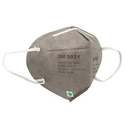9021/9022折叠式颗粒物防护口罩【50个装】