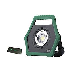 防水鋰電投光燈