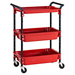 Tool Wagon Royal, Color: Red / Blue