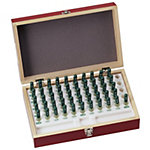 Carbide Pin Gauge Set TAG Series (with Shank)