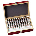Ceramic Pin Gauge Set CAG Series (with Shank)