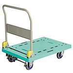 Large Resin Dolly with Foot Brake
