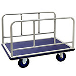 Over Sized Steel Cart Fixed Both Handles Type