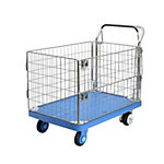 Drum Brake Trolley, with Wire Mesh Frame