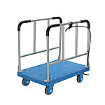Hand Truck with Hand Stopper - Long Handle