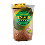 IGO Original Rubber Bands 500 g Poly Bag (with Slider, See-Through Bag)