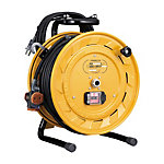 "TB-130 ""Temoto"" Reel with Overload Leakage Circuit Breaker and Temperature Sensor"